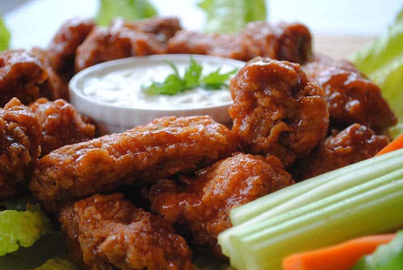 Whole Foods Buffalo Chicken Wings