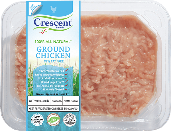 Crescent Ground Chicken