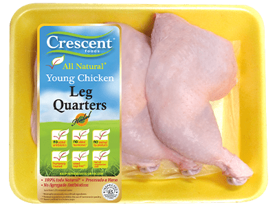 Crescent Foods - Crescent Foods Premium All Natural Halal