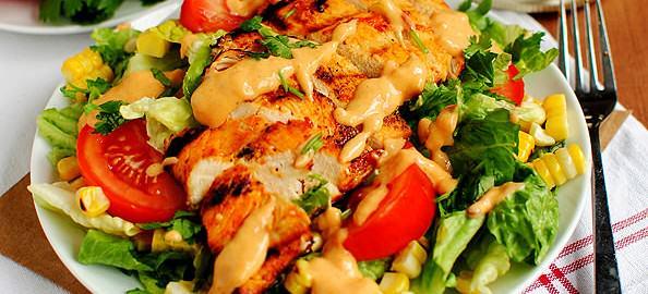 Chipotle Mango Chicken