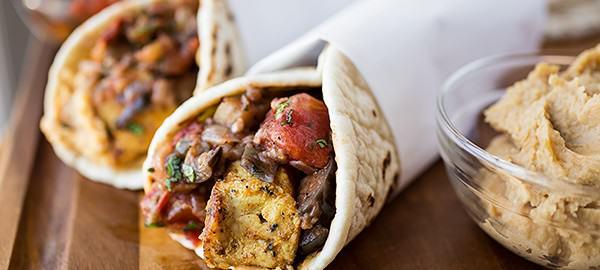 moroccan-chicken-wrap
