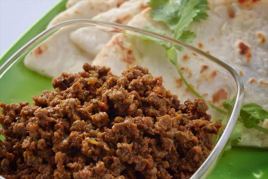 Keema masala indian minced meat crescent foods premium all keema masala indian minced meat forumfinder Choice Image