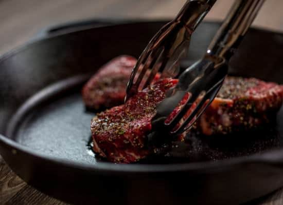 Tips for cooking Grass Fed Beef