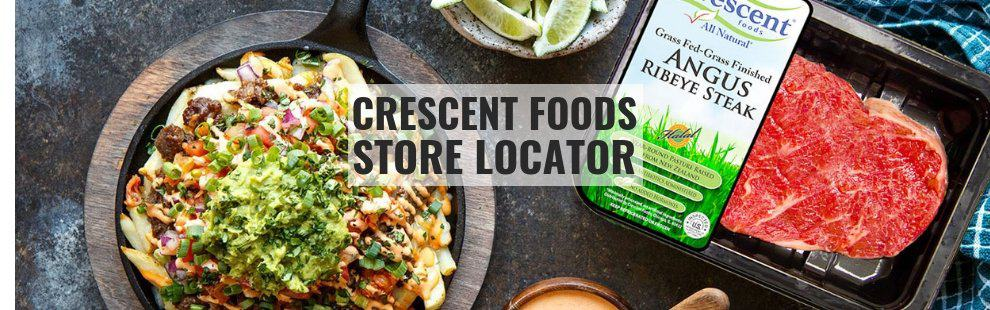 Where to Buy - Crescent Foods Premium All Natural Halal