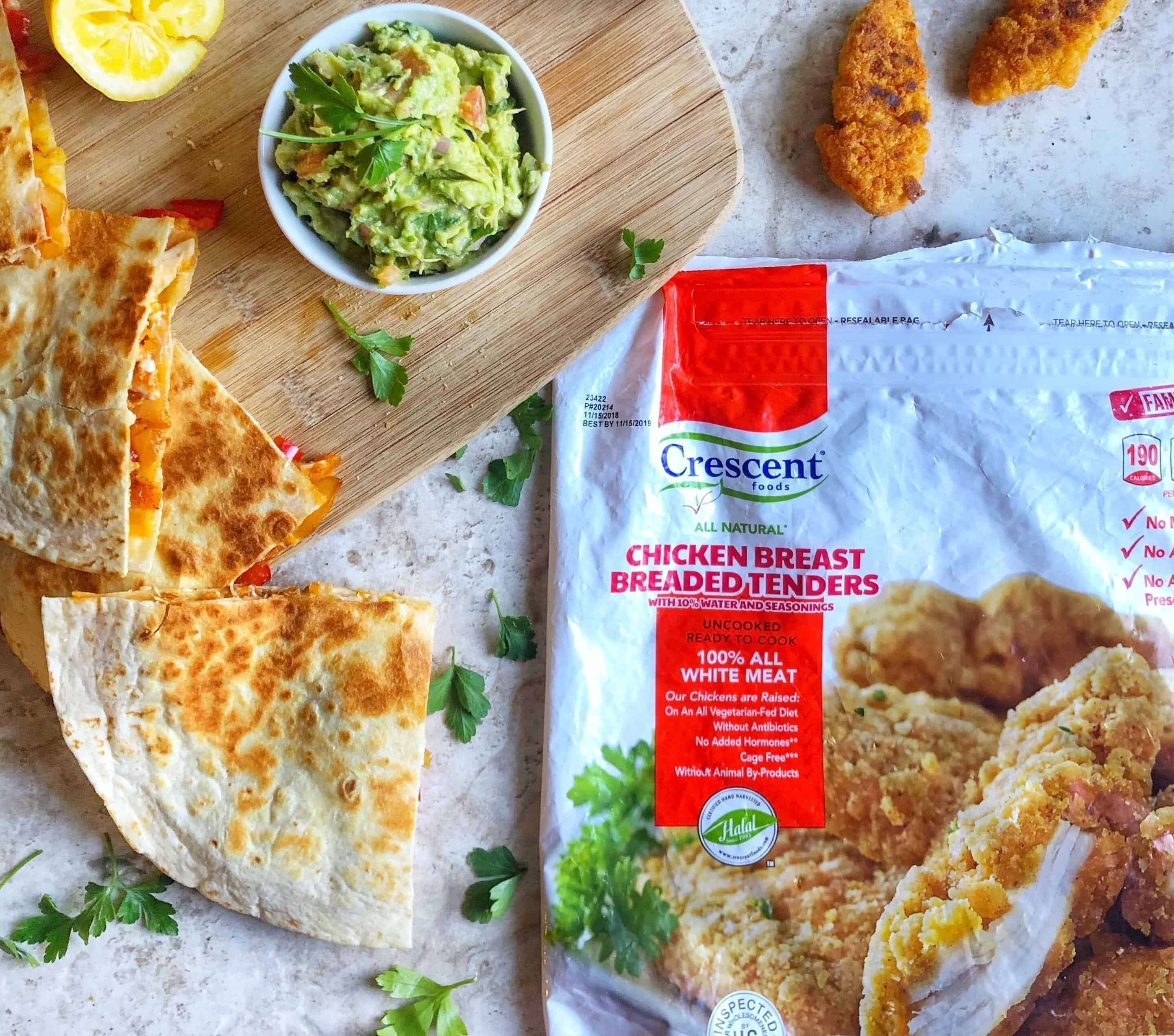 chic. quesadillas