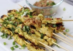 06- Chicken Satay