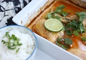 12- Red Curry Chicken-1